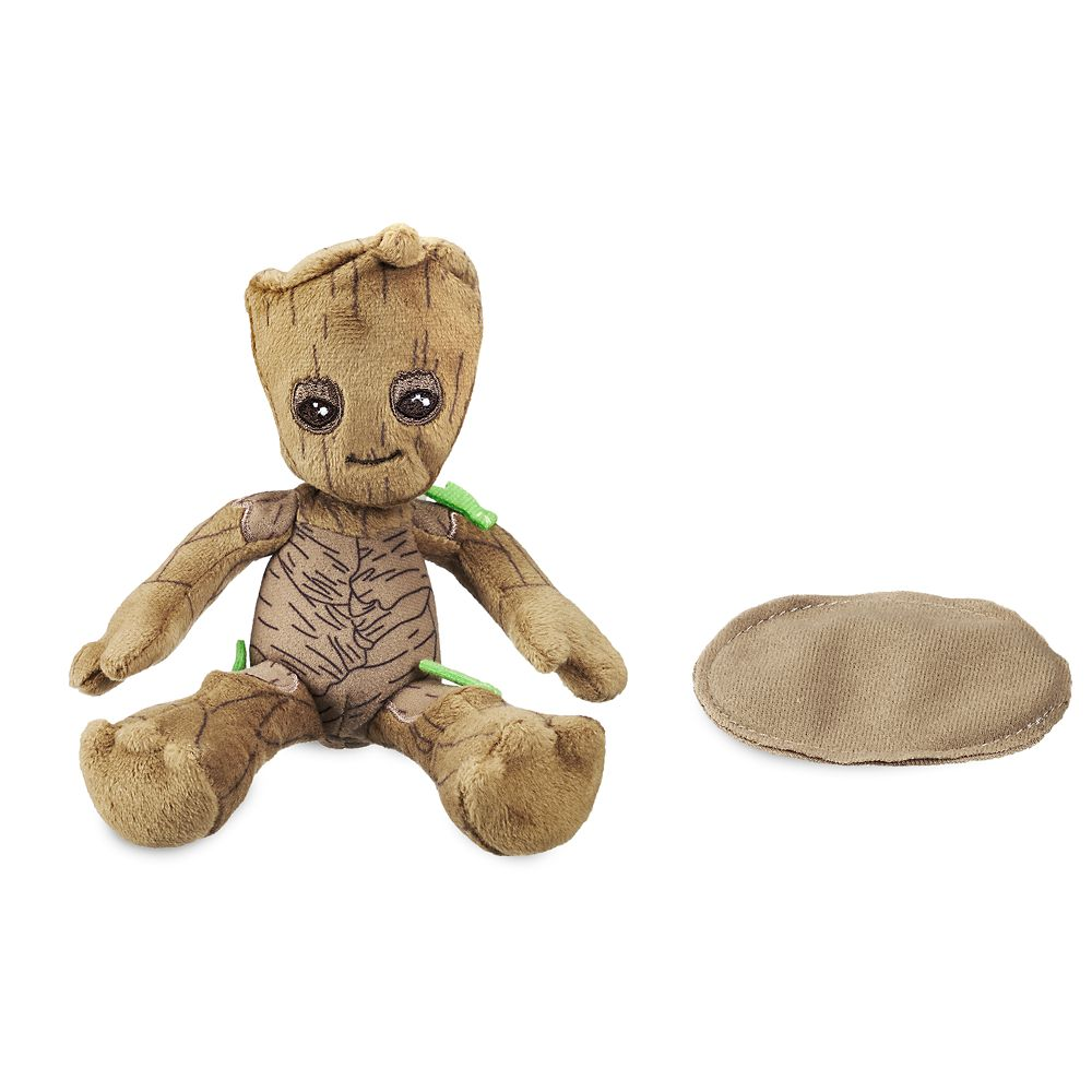Groot Mini Magnetic Shoulder Plush – Guardians of the Galaxy Volume 2