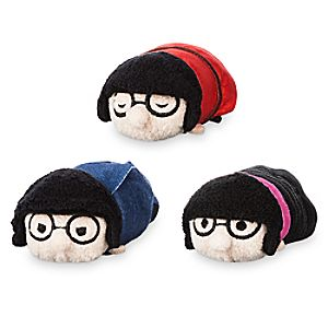 Edna Mode ''Tsum Tsum'' Box Set - Incredibles 2 - Mini