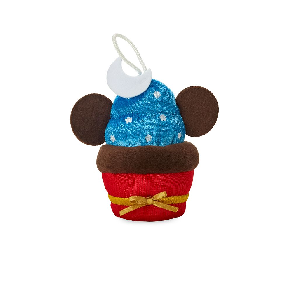 Sorcerer Mickey Mouse Cupcake Micro Plush