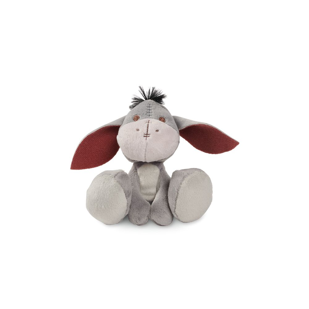 Eeyore Tiny Big Feet Plush – Micro