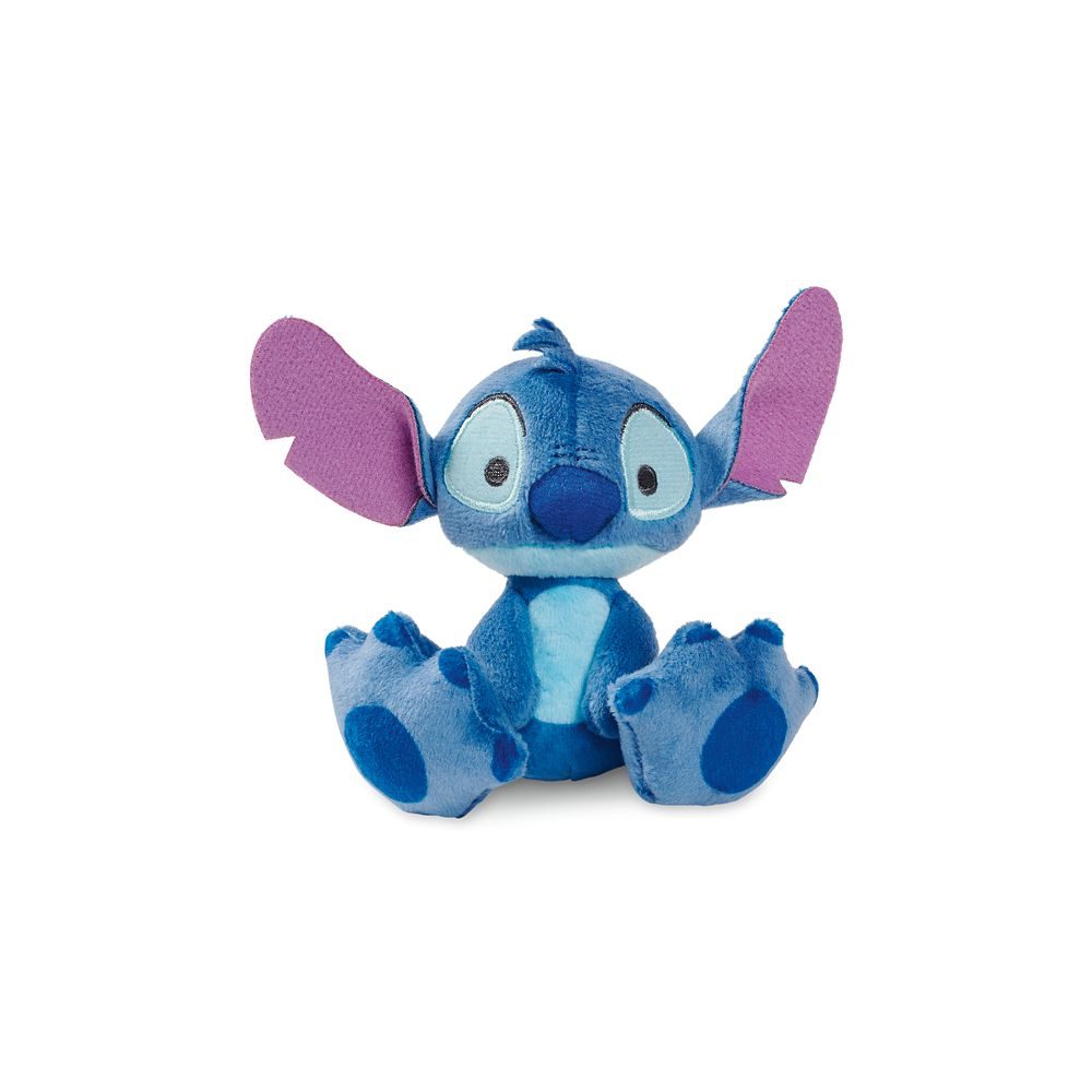 Stitch Tiny Big Feet Plush – Micro