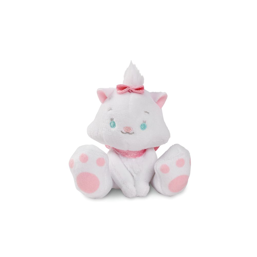 Marie Tiny Big Feet Plush – Micro