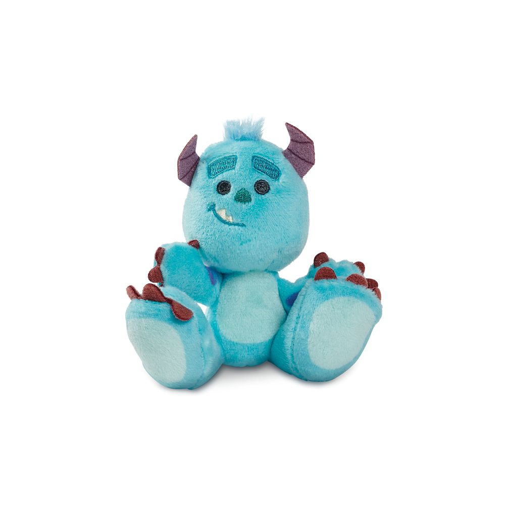 Sulley Tiny Big Feet Plush – Micro