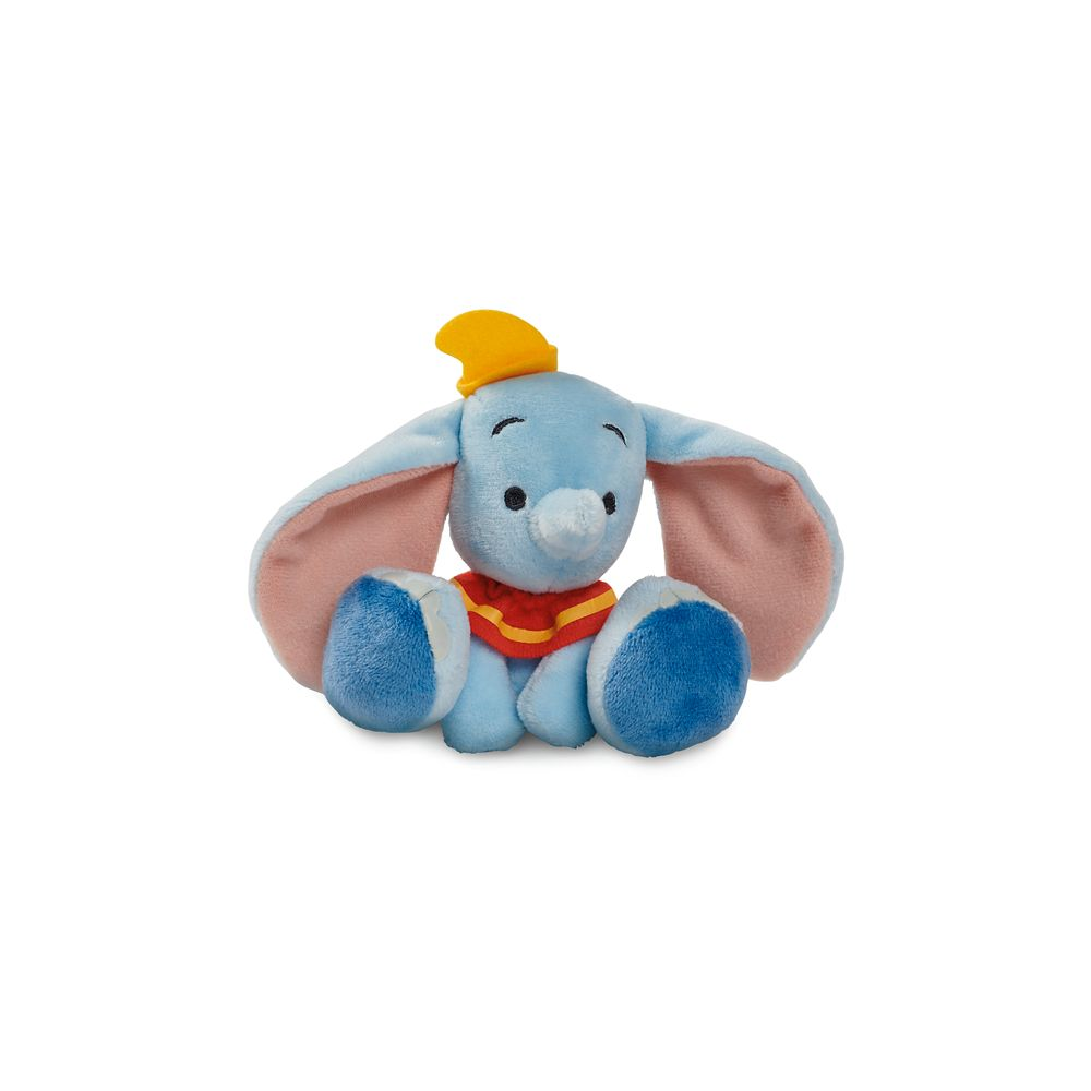Dumbo Tiny Big Feet Plush – Micro