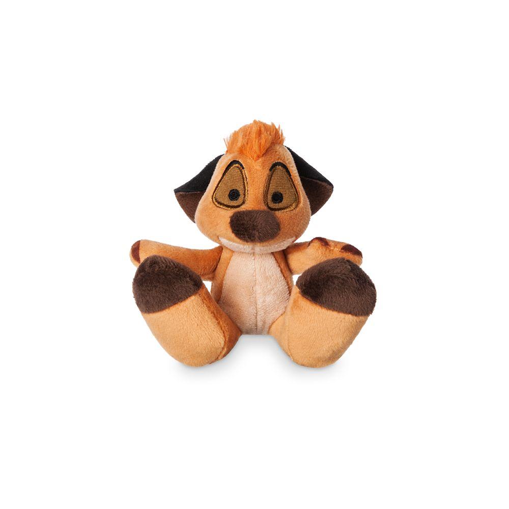 Timon Tiny Big Feet Plush – The Lion King – Micro