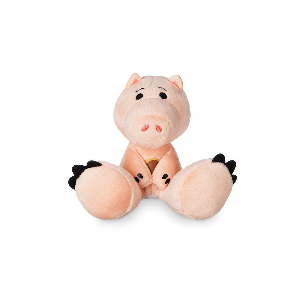 Hamm Tiny Big Feet Plush – Toy Story – Micro