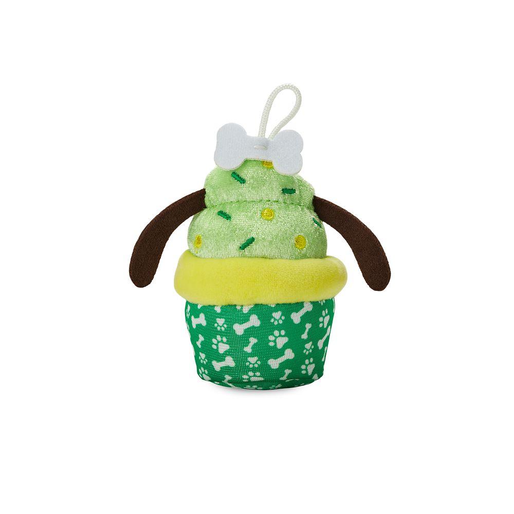 Pluto Cupcake Micro Plush