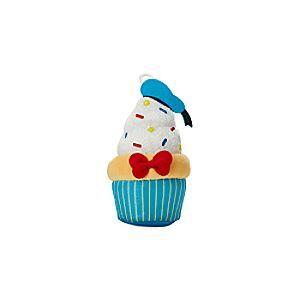 Donald Duck Cupcake Micro Plush