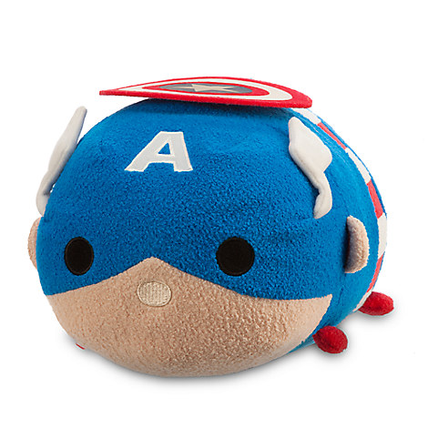 Captain America ''Tsum Tsum'' Plush  - Medium - 11''