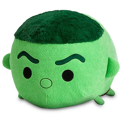 Hulk ''Tsum Tsum'' Plush  - Large - 18''