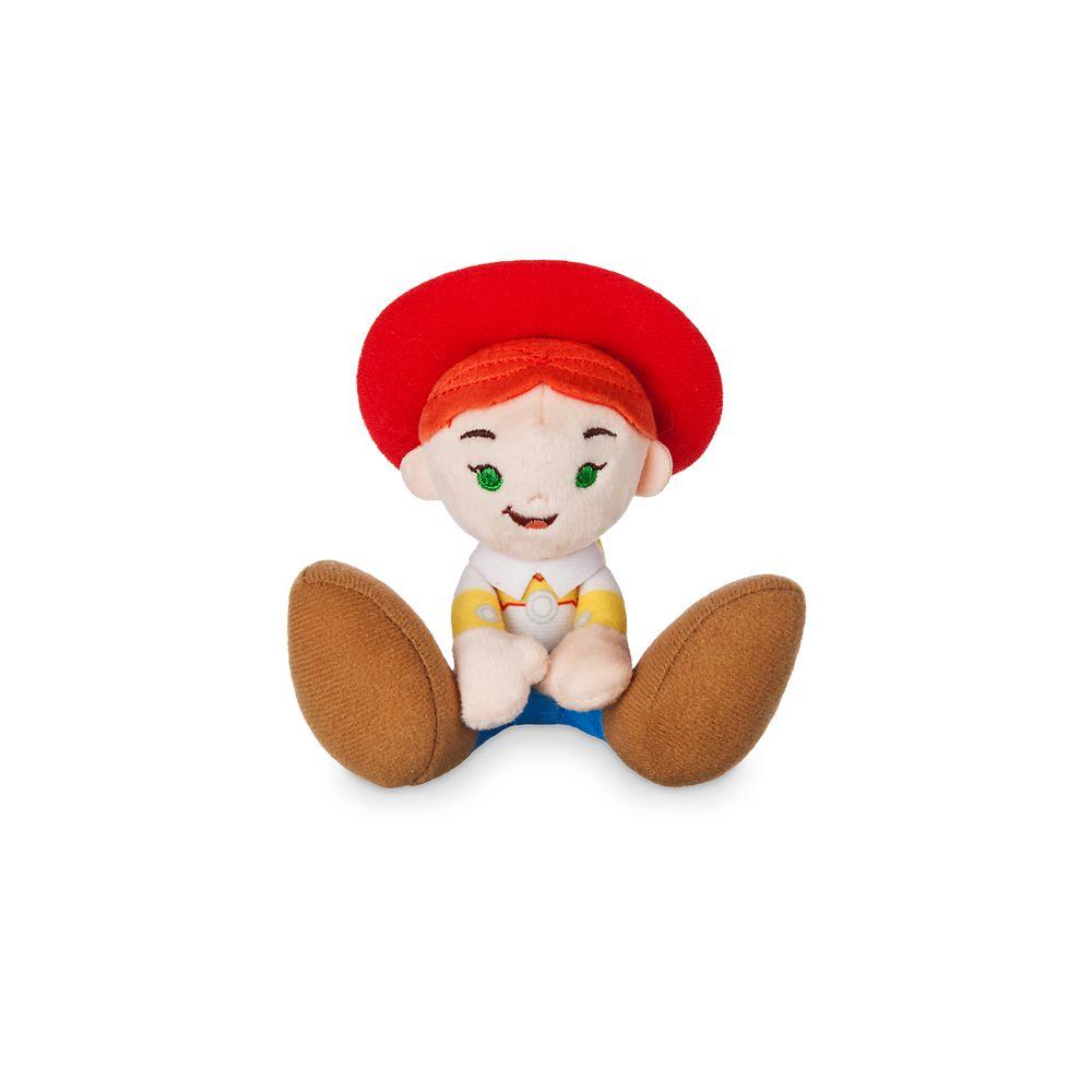 Jessie Tiny Big Feet Plush – Micro