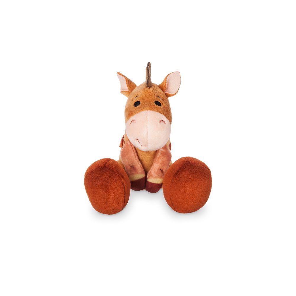 Bullseye Tiny Big Feet Plush – Micro