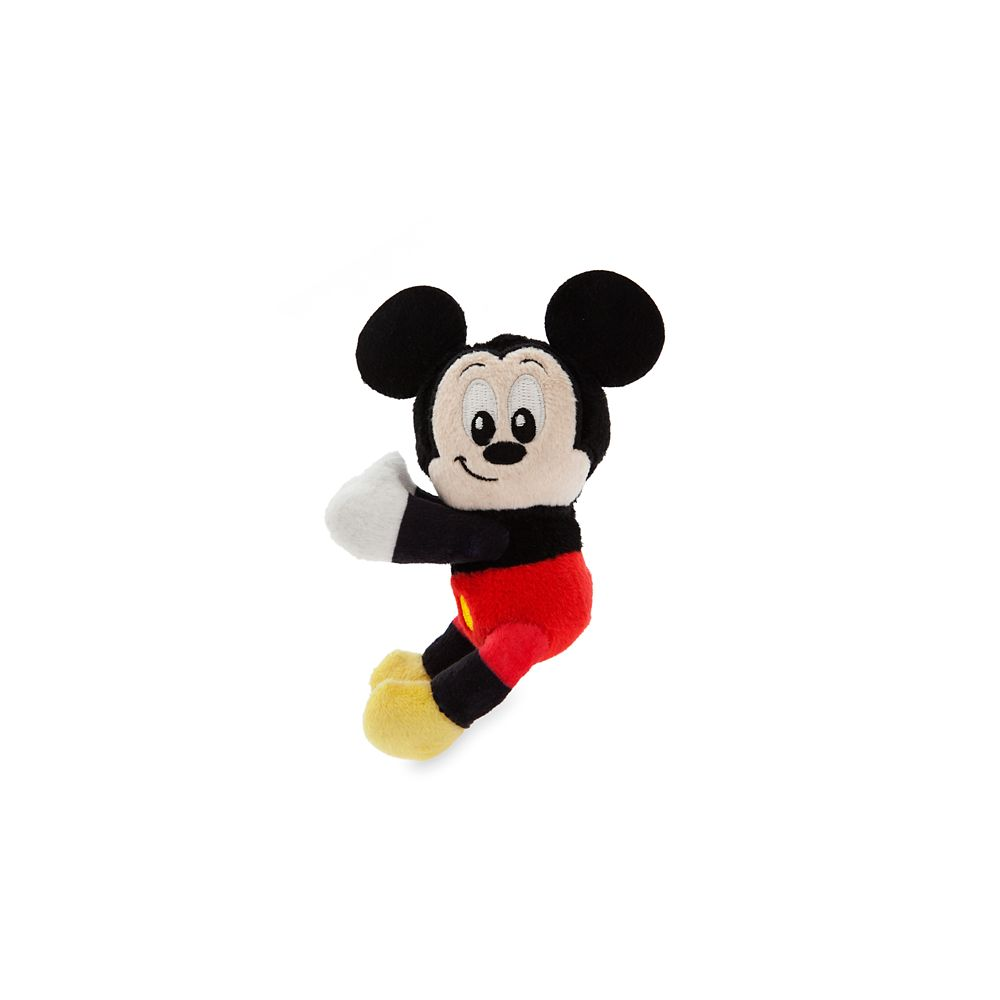 Mickey Mouse Plush Clip-On – Micro