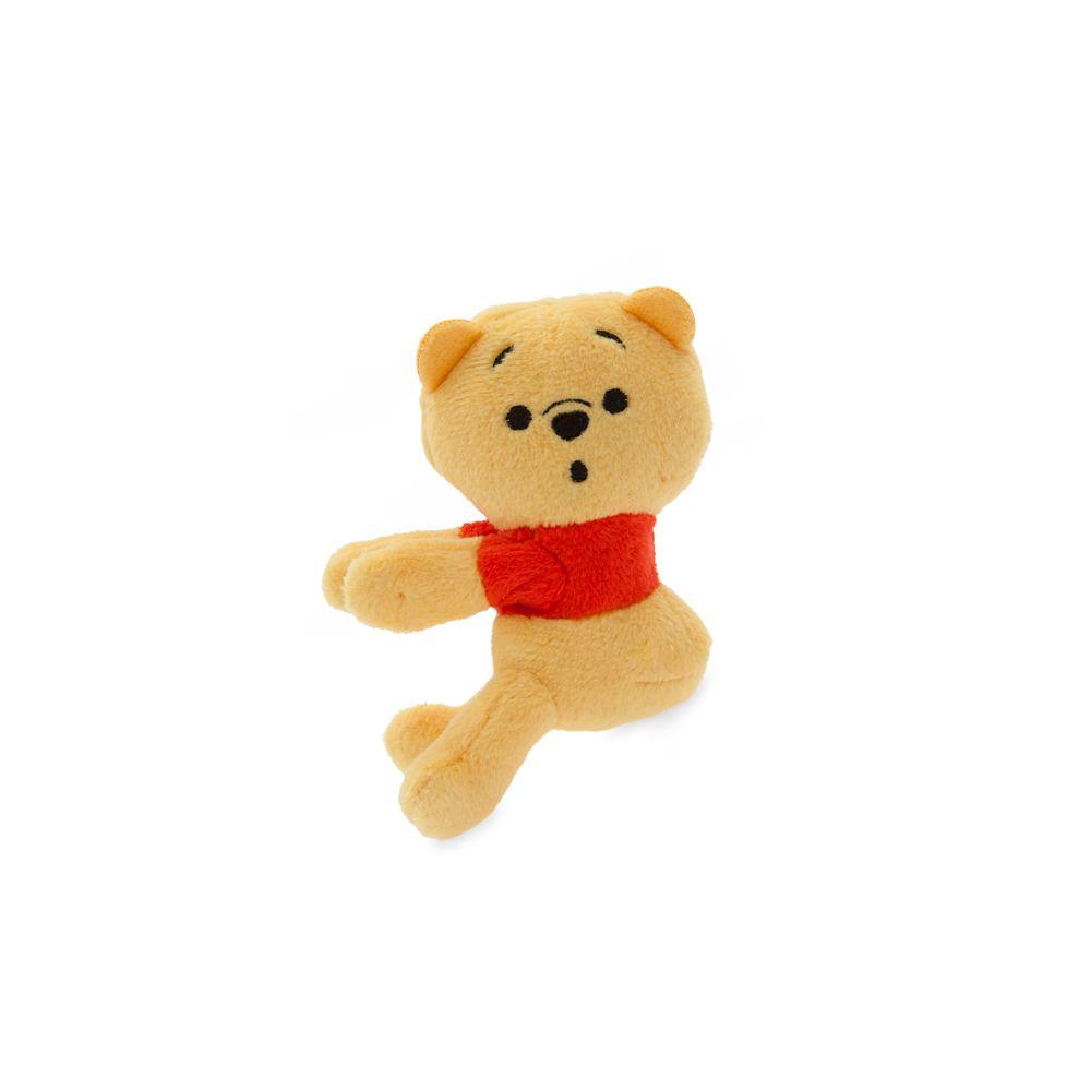 Winnie the Pooh Plush Clip-On – Micro