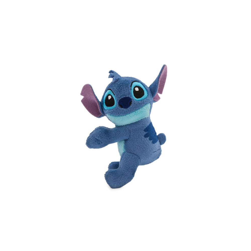 Stitch Plush Clip-On – Micro