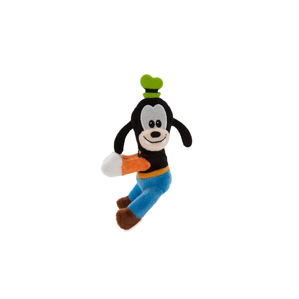 Goofy Plush Clip-On – Micro