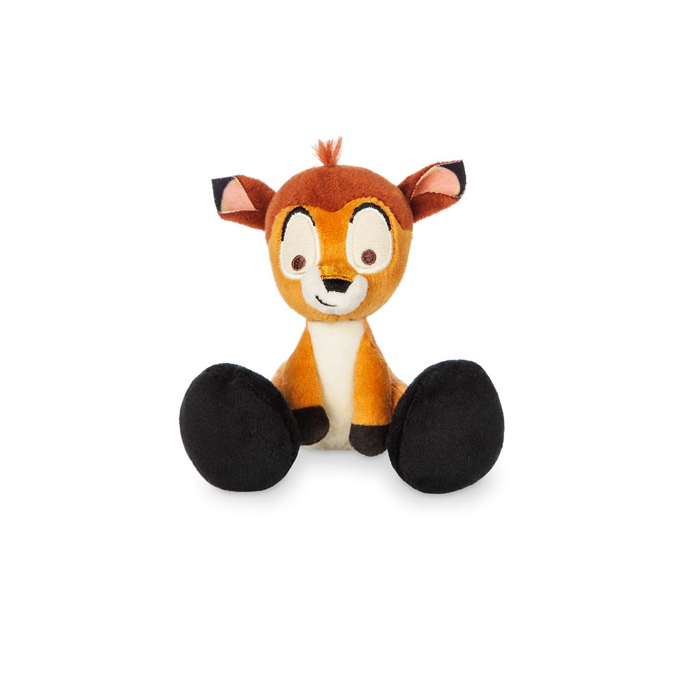 Bambi Tiny Big Feet Plush – Micro