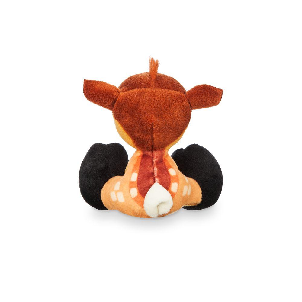 Bambi Tiny Big Feet Plush – Micro