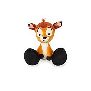 Bambi Tiny Big Feet Plush - Micro