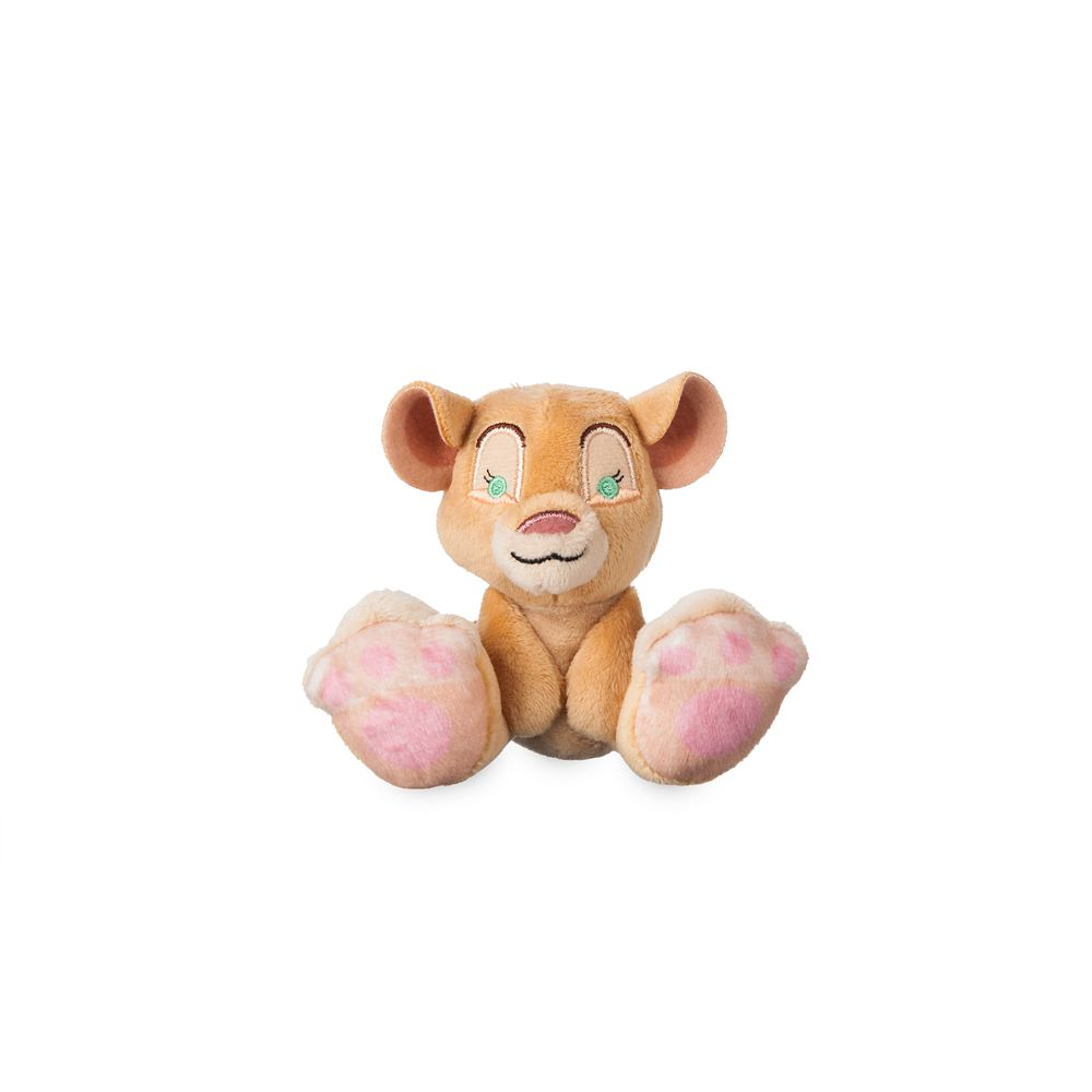 Nala Tiny Big Feet Plush – The Lion King – Micro