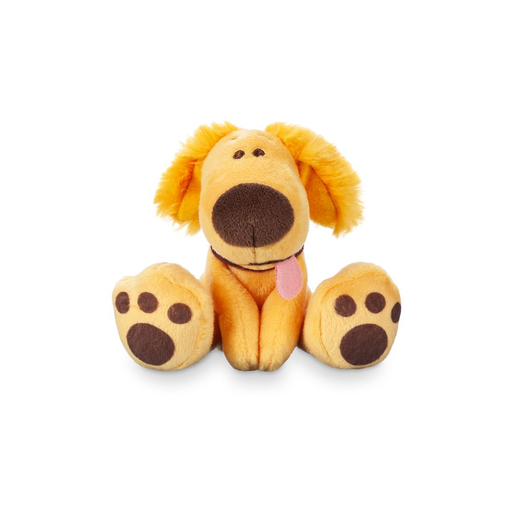 Dug Tiny Big Feet Plush – Up – Disney Dogs – Micro