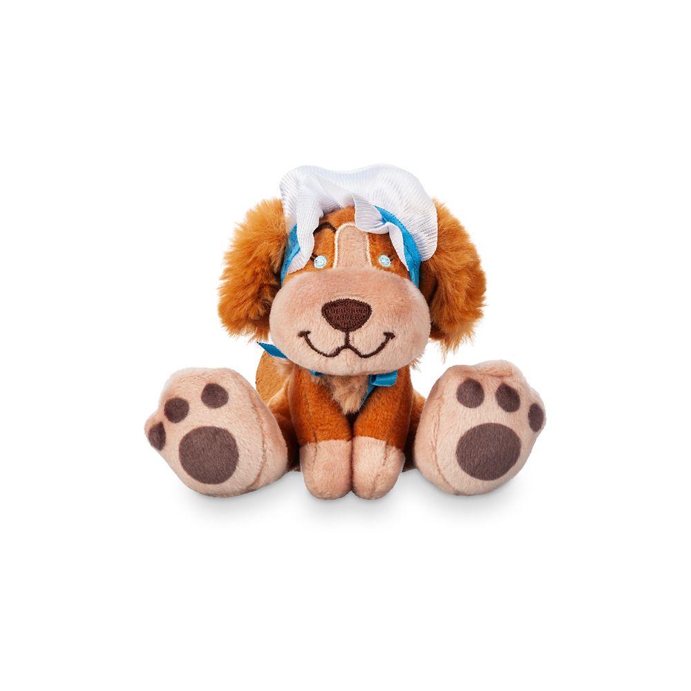Nana Tiny Big Feet Plush  Peter Pan  Disney Dogs  Micro  Limited Release