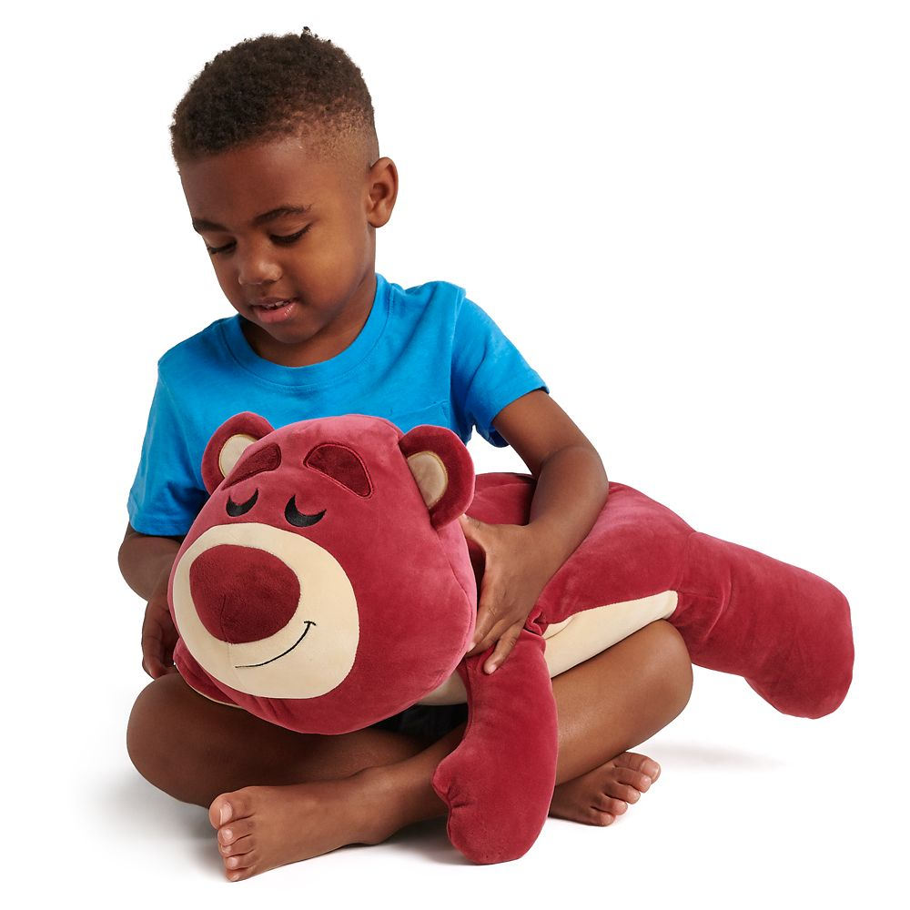 Lotso Cuddleez Plush – Toy Story – Large – 25''