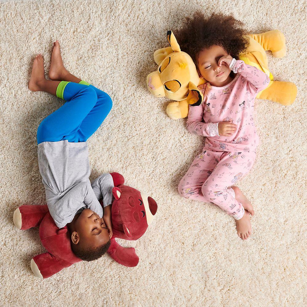 Lotso Cuddleez Plush – Toy Story – Large – 25''