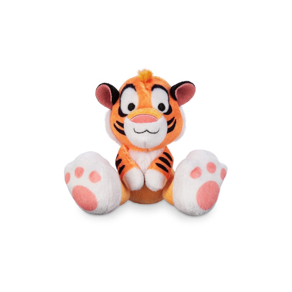 Rajah Tiny Big Feet Plush – Aladdin – Micro