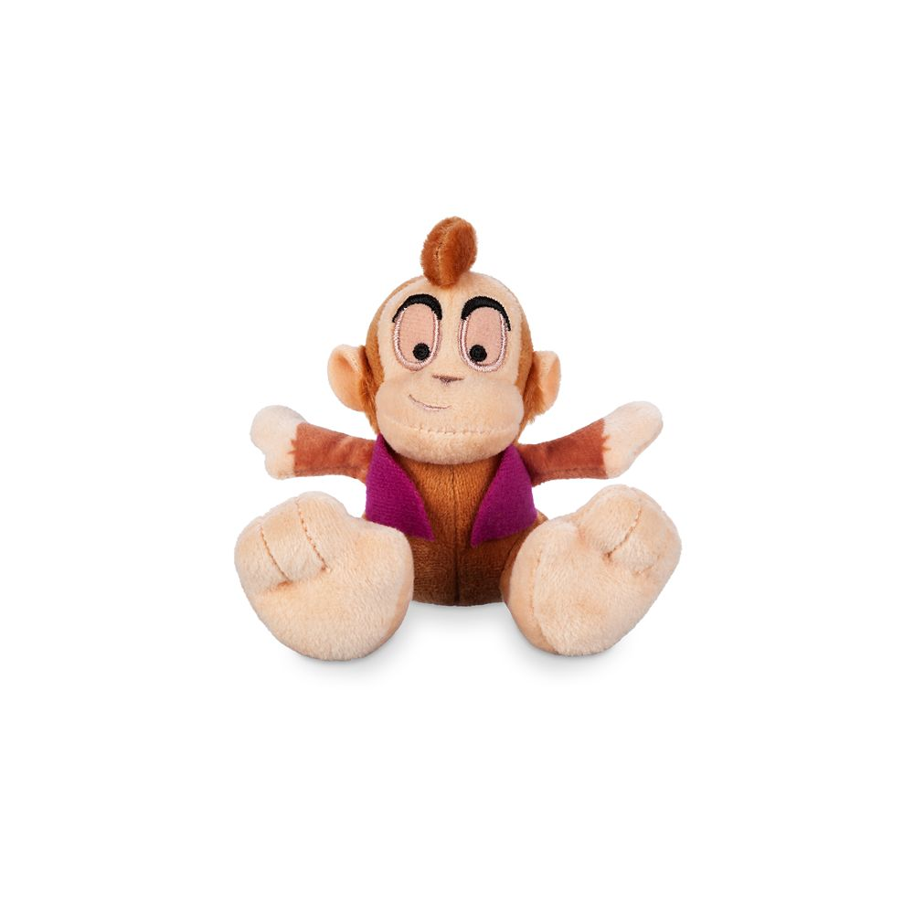 Abu Tiny Big Feet Plush – Aladdin – Micro