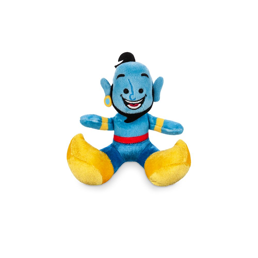 Genie Tiny Big Feet Plush – Aladdin – Micro