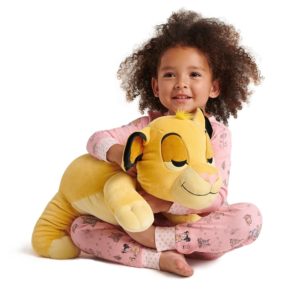 Simba Cuddleez Plush – Large – 26''