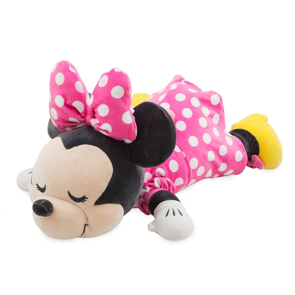 Minnie Mouse Cuddleez Plush – Large – 23''