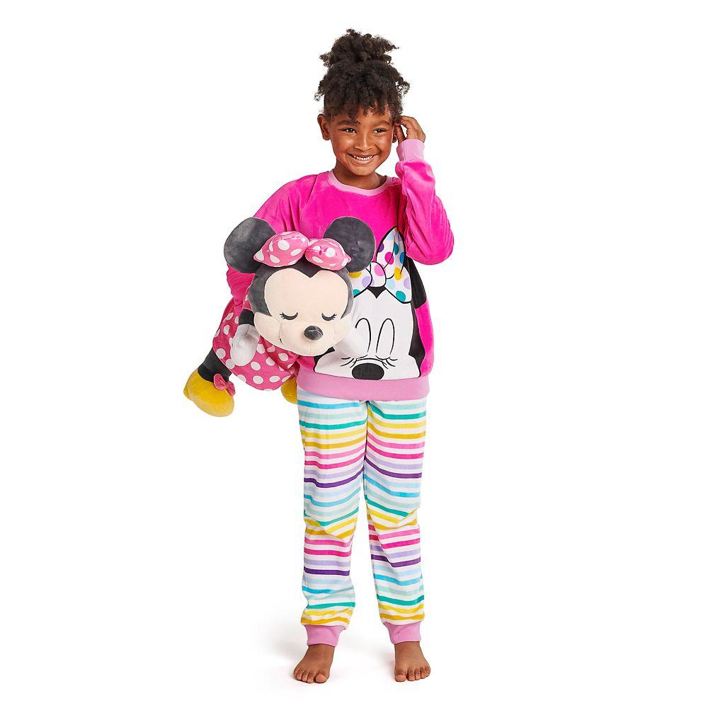 Minnie Mouse Cuddleez Plush – Large – 23''