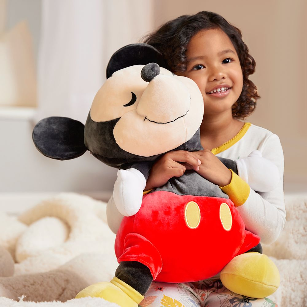 Mickey Mouse Cuddleez Plush – Large – 23''