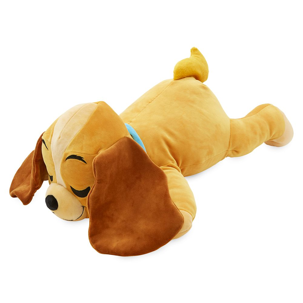 Lady Cuddleez Plush – Large – 25''
