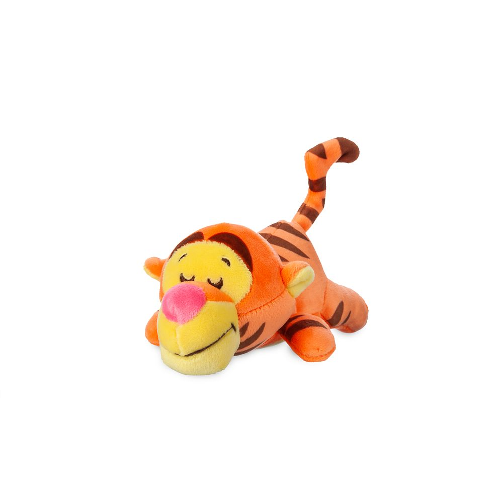 Tigger Mini Cuddleez Plush – 6''