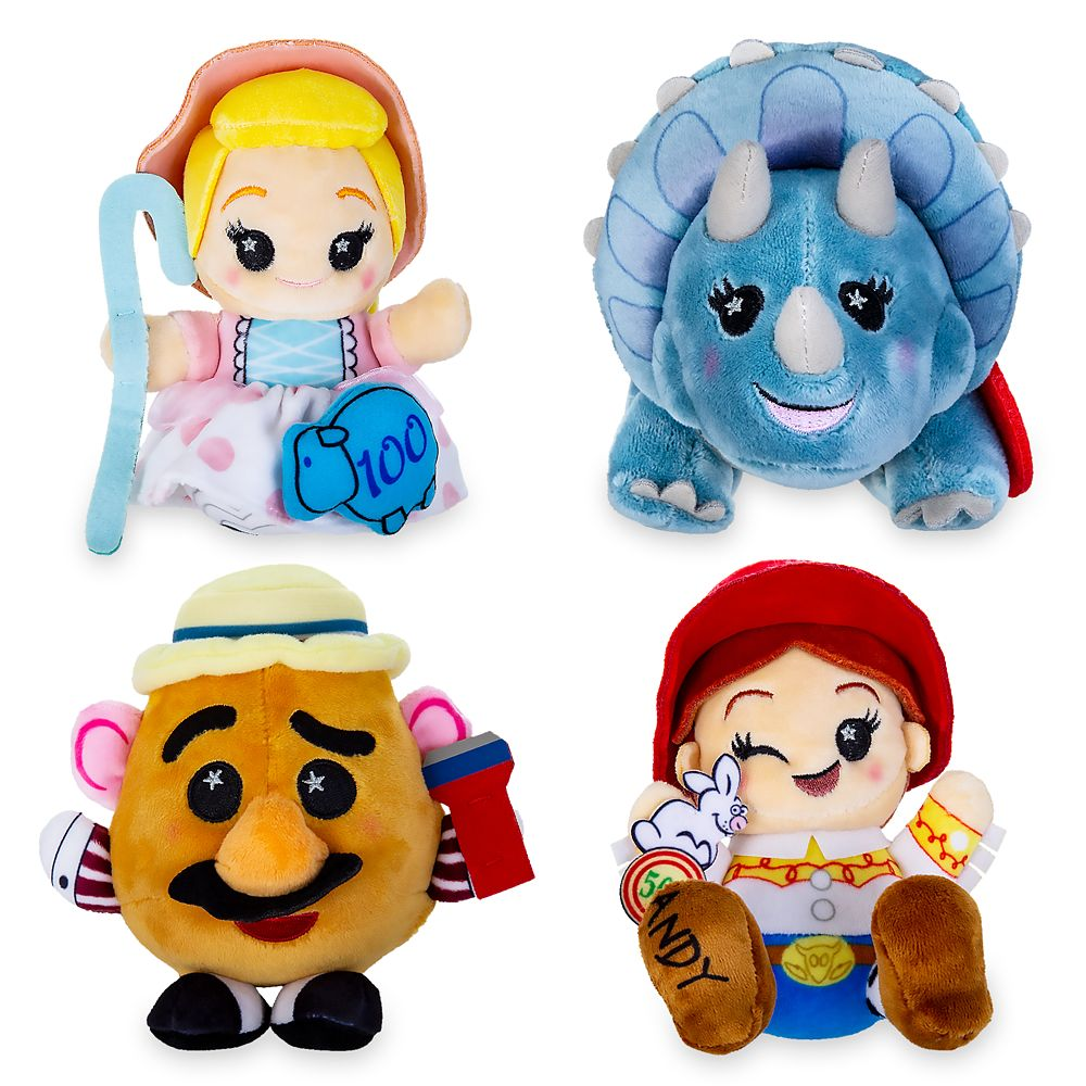 Disney Parks Wishables Mystery Plush – Toy Story Mania! Series – Micro – Limited Release
