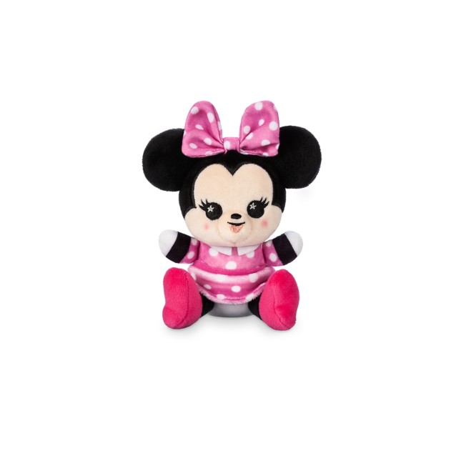 Minnie Mouse Pink Disney Parks Wishables Plush – Micro