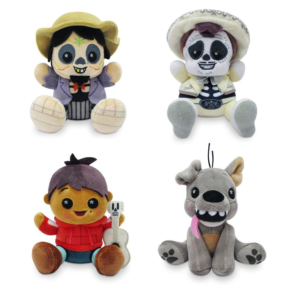 Disney Parks Wishables Mystery Plush – Coco: Plaza De La Familia Series – Micro 5 1/2''