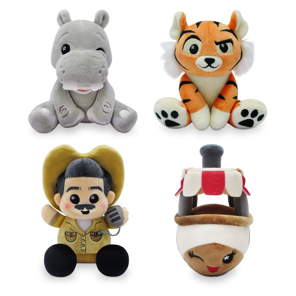 Disney Parks Wishables Mystery Plush – Jungle Cruise Series – Micro – Limited Release