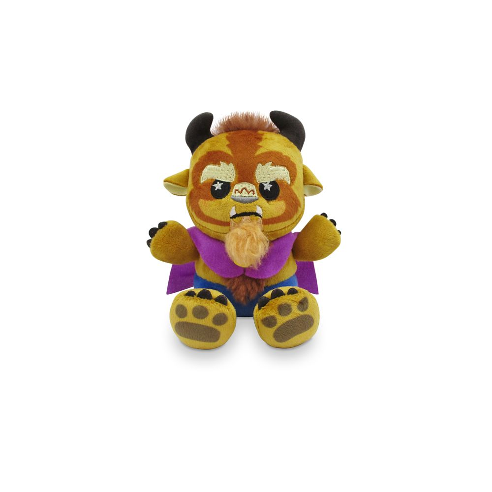 Beast Disney Parks Wishables Plush – Beauty and the Beast – Micro 5''