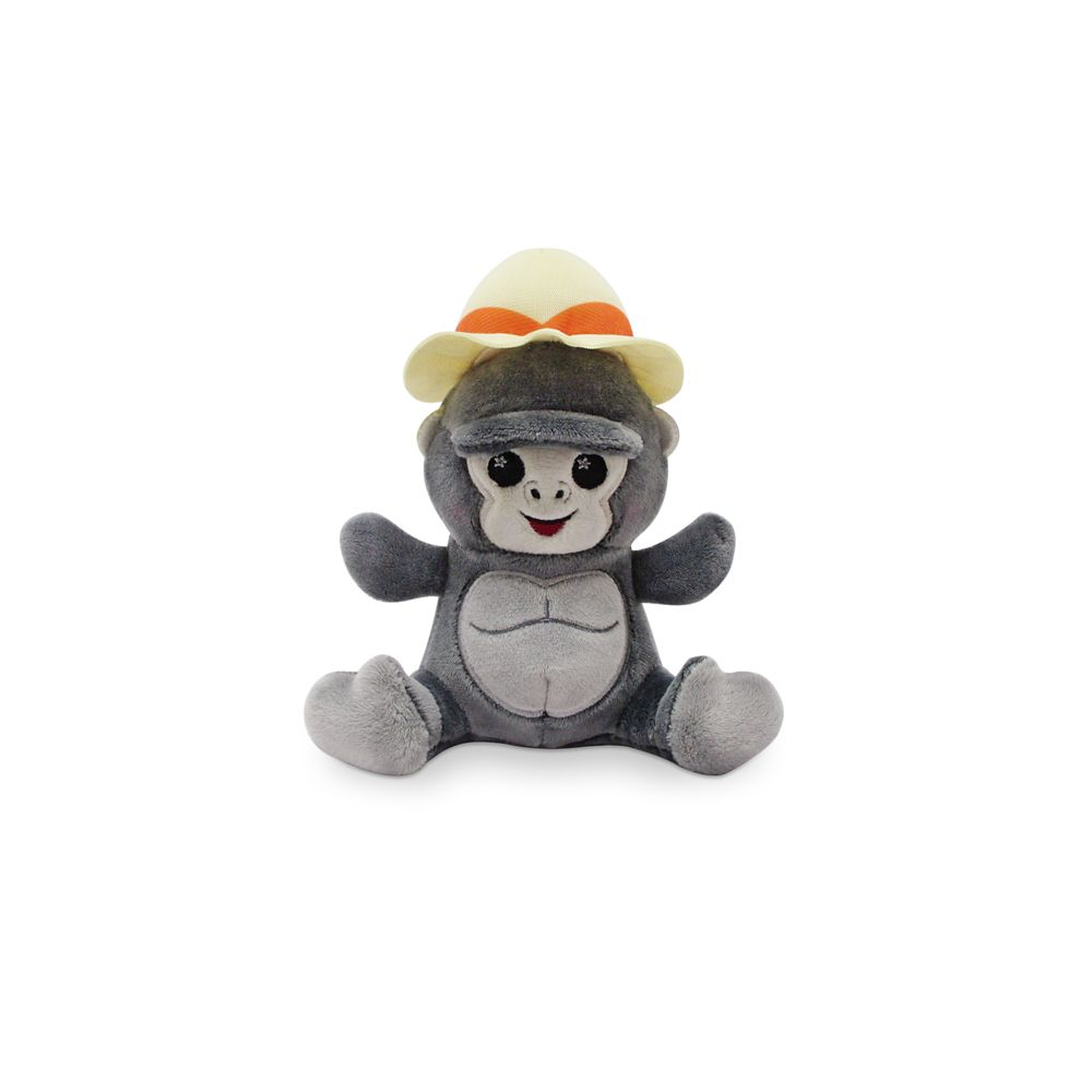 Gorilla Disney Parks Wishables Plush – Jungle Cruise Series – Micro – Limited Release