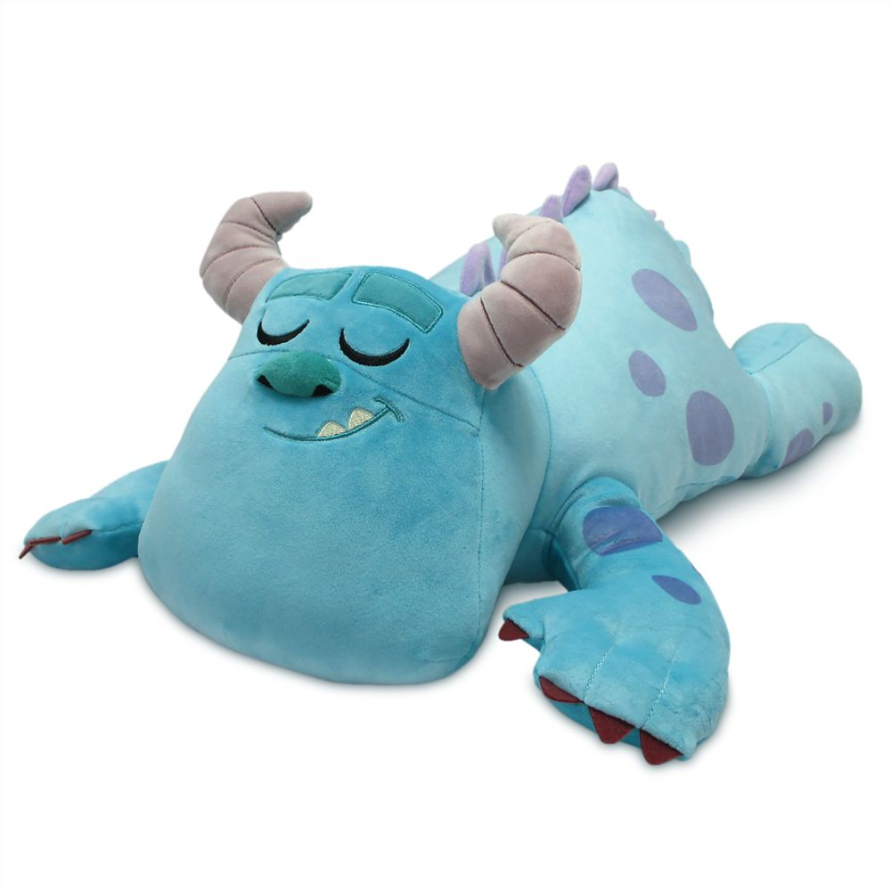 Sulley Cuddleez Plush – Monsters, Inc. – 24''