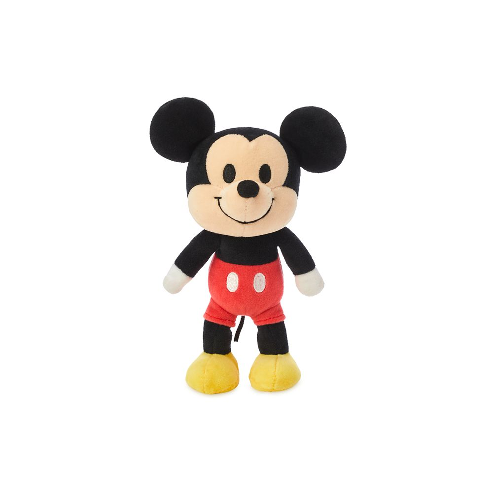 Mickey Mouse Disney nuiMOs Plush