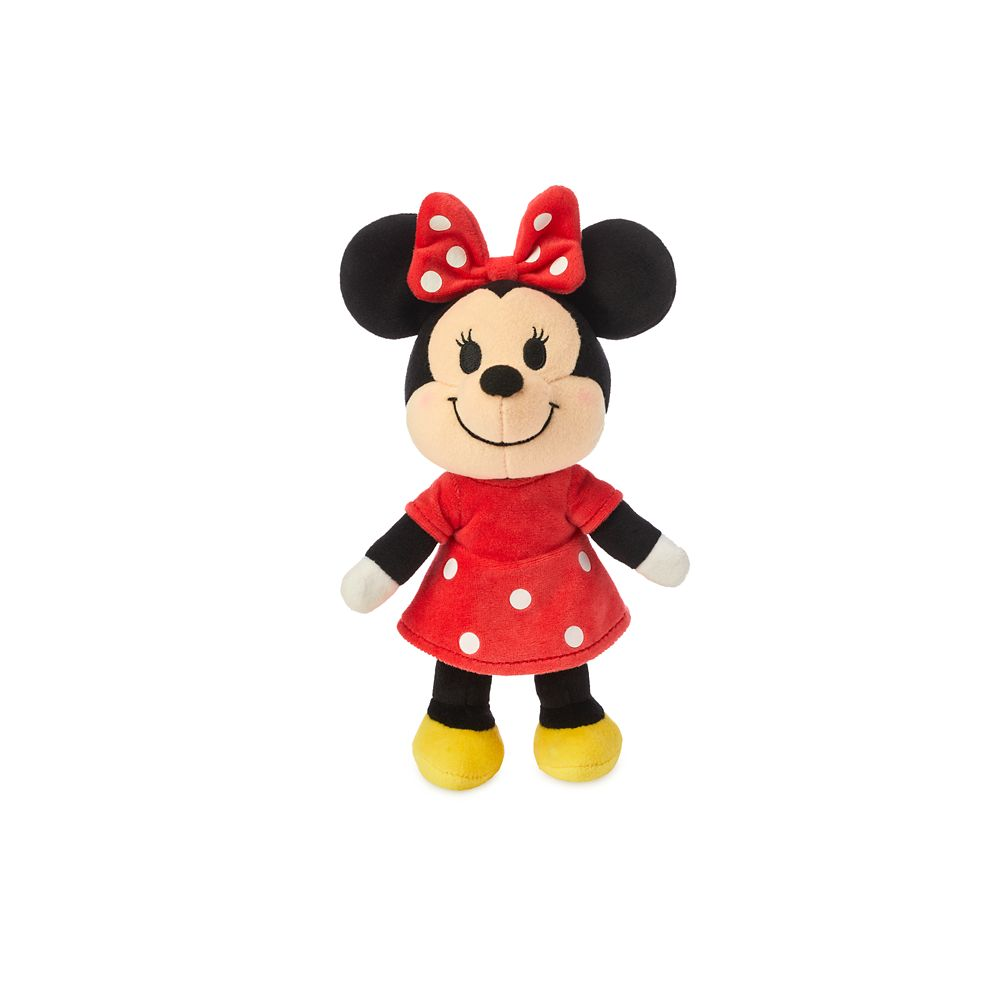 Minnie Mouse Disney nuiMOs Plush