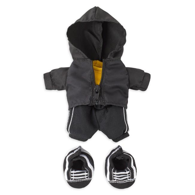 Disney nuiMOs Outfit – Hooded Zip Jacket and Sneakers Set