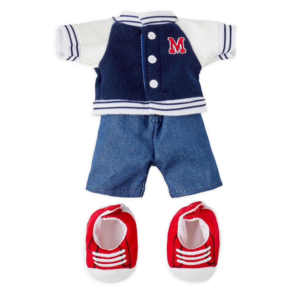 Disney nuiMOs Outfit – Varsity Jacket Set