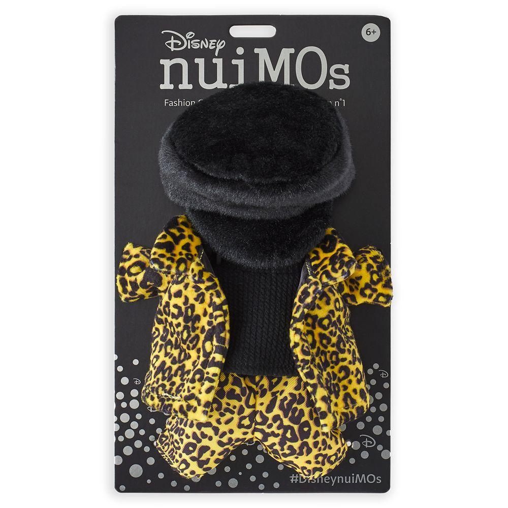 Disney nuiMOs Outfit – Animal Print Set