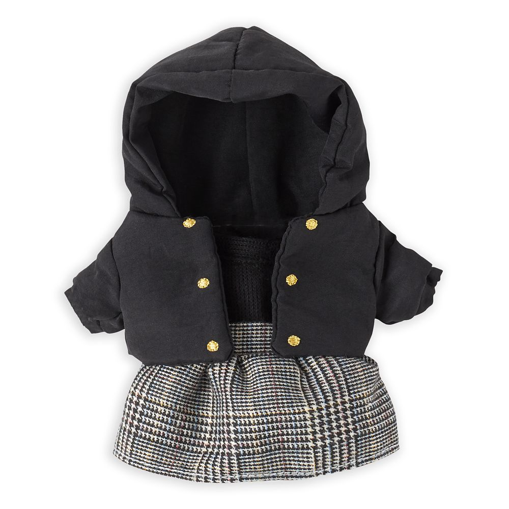 Disney nuiMOs Outfit – Hooded Jacket and Skirt Set